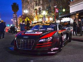 Fotos de Audi R8 LMS Ultra CRP Racing 2014