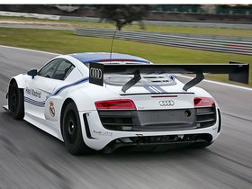 Ver foto 5 de Audi R8 LMS Ultra Real Madrid 2012