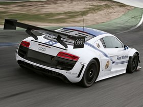 Ver foto 4 de Audi R8 LMS Ultra Real Madrid 2012