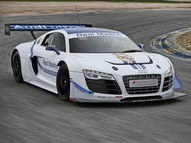 Ver foto 3 de Audi R8 LMS Ultra Real Madrid 2012