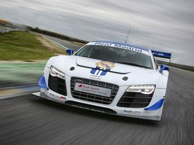 Ver foto 1 de Audi R8 LMS Ultra Real Madrid 2012