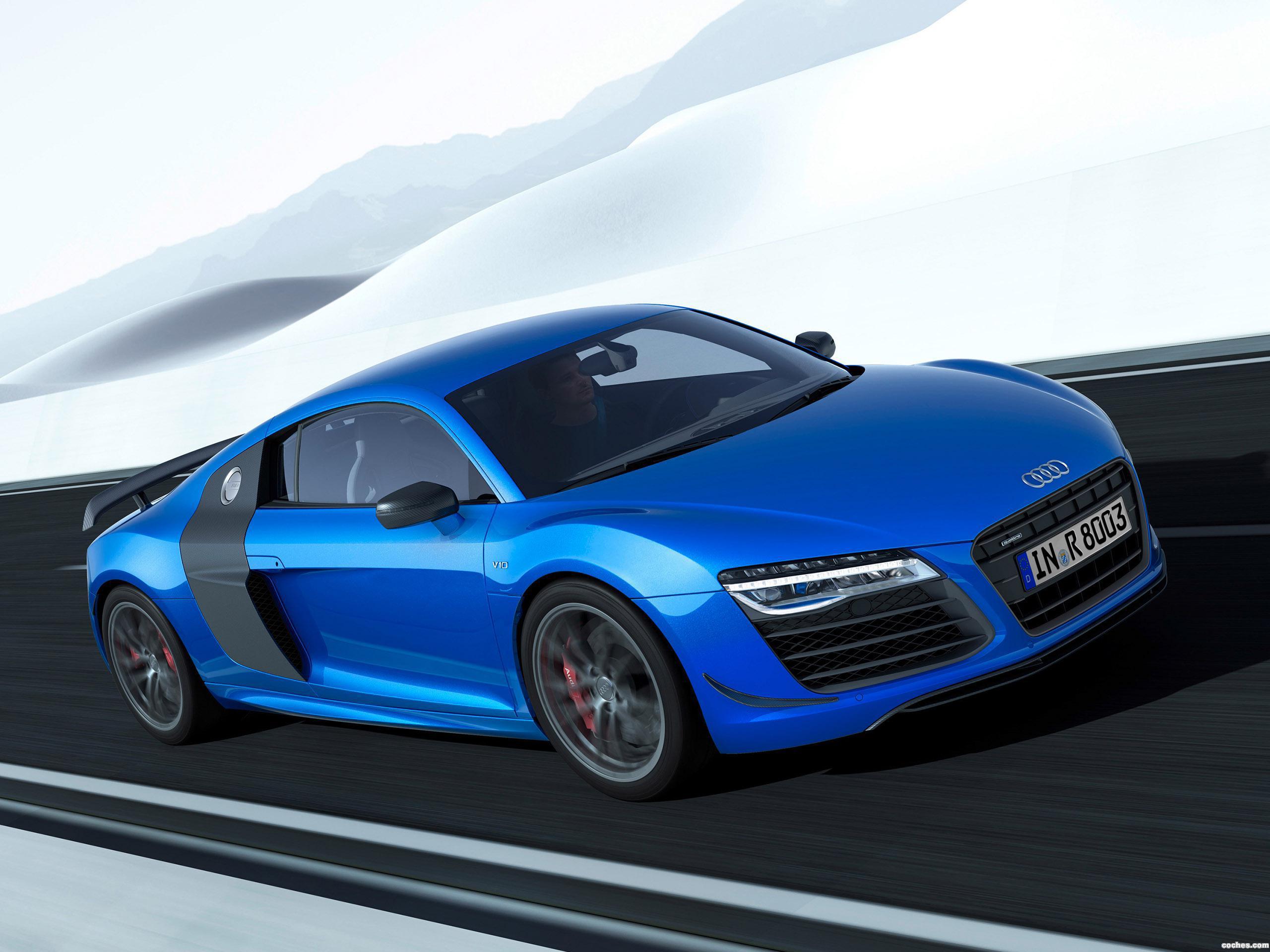 Foto 0 de Audi R8 LMX 2014