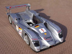 Ver foto 19 de Audi R8 Race Car 2000