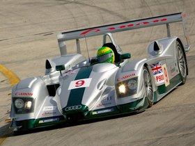Ver foto 3 de Audi R8 Race Car 2000