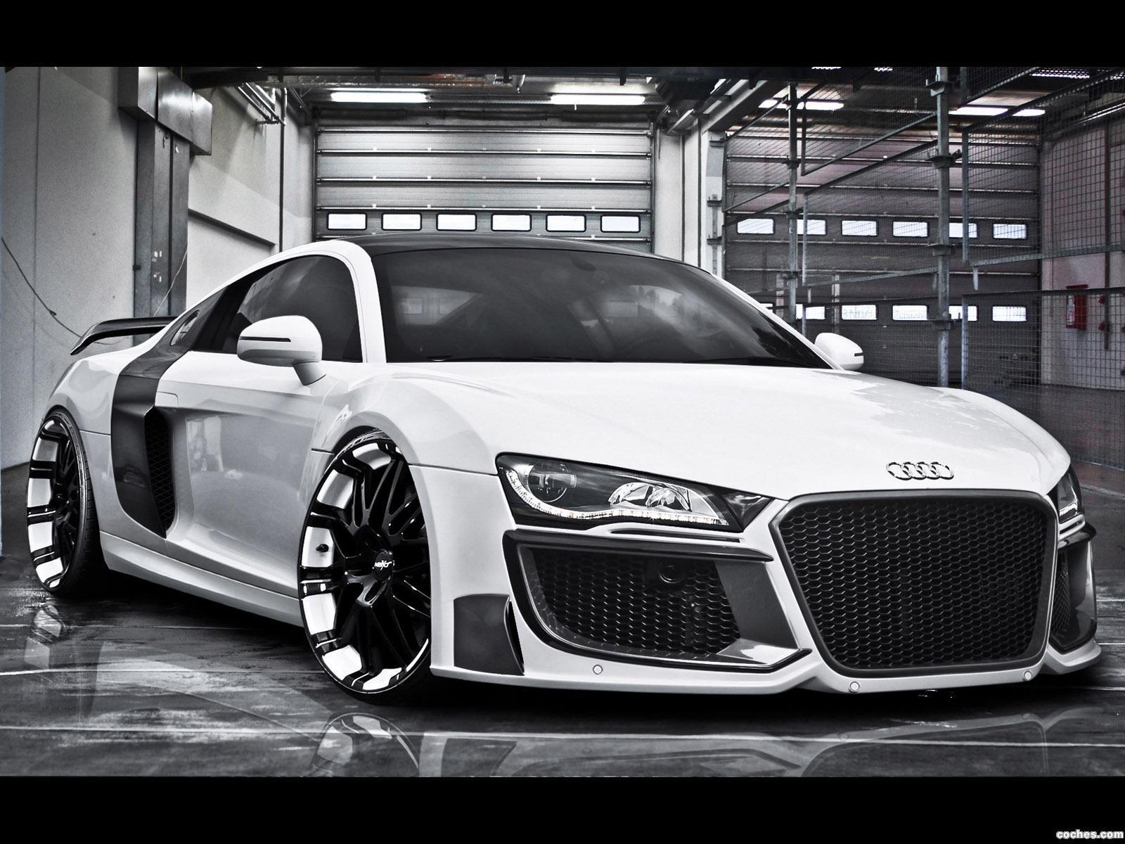 Foto 0 de Audi R8 Regula Tuning 2012