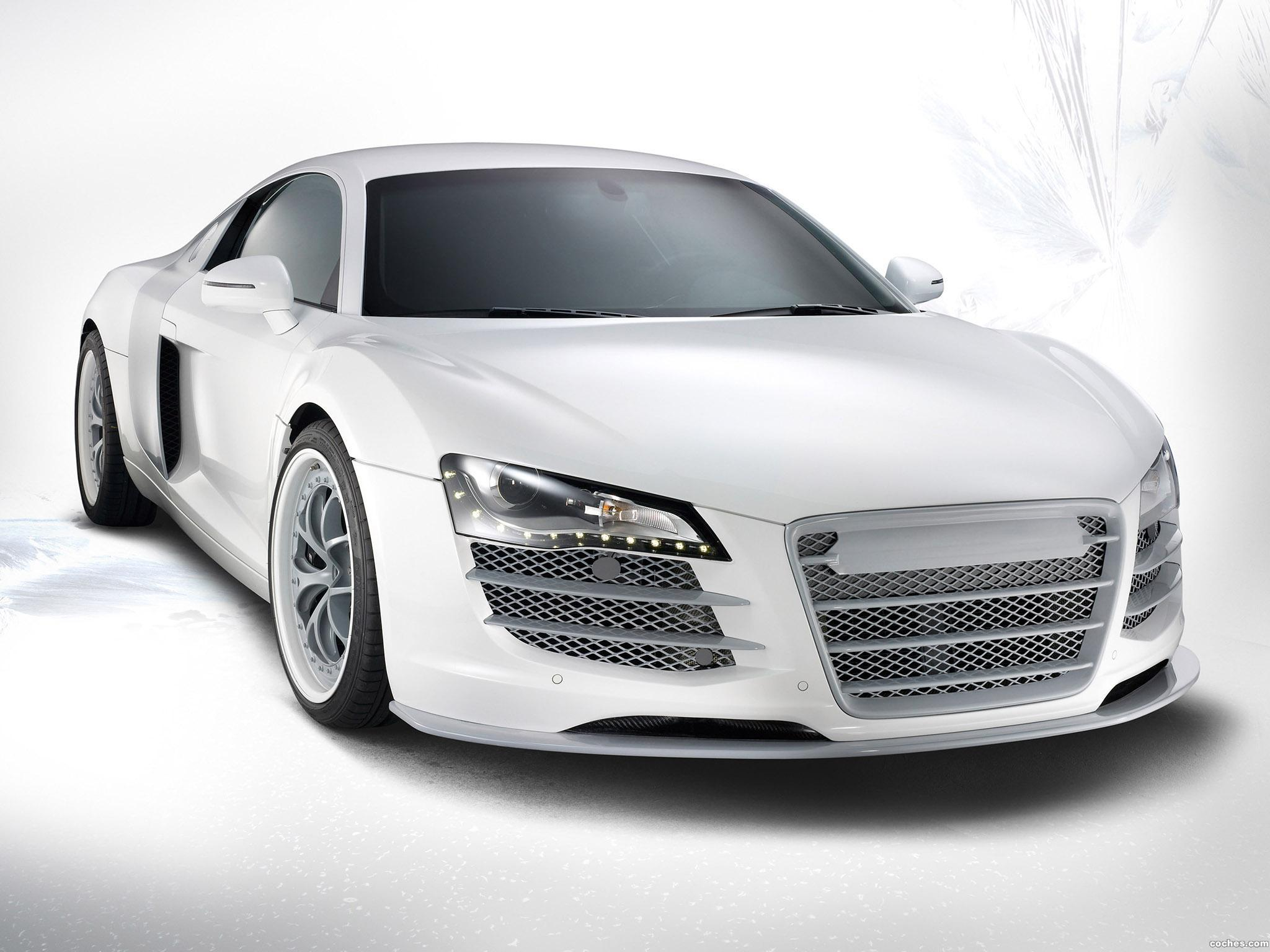 Foto 0 de Audi R8 Spark Eight by Eisenmann 2010