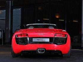 Ver foto 5 de Audi R8 Sport Wheels 2011