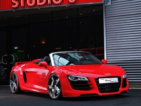 Fotos de Audi R8 Sport Wheels 2011