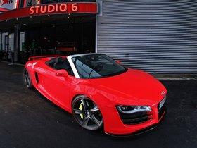 Ver foto 11 de Audi R8 Sport Wheels 2011