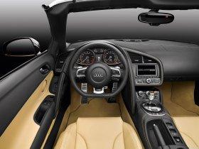 Ver foto 19 de Audi R8 Spyder 2010