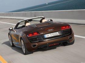 Ver foto 9 de Audi R8 Spyder 2010