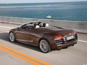 Ver foto 8 de Audi R8 Spyder 2010