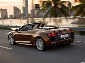 Ver foto 6 de Audi R8 Spyder 2010
