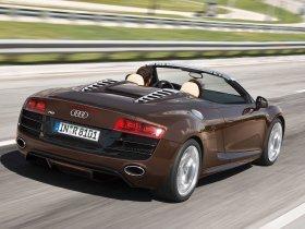 Ver foto 5 de Audi R8 Spyder 2010