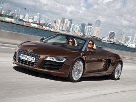 Ver foto 2 de Audi R8 Spyder 2010