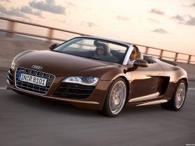 Fotos de Audi R8 Spyder 2010