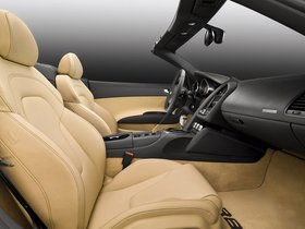 Ver foto 33 de Audi R8 Spyder 2010