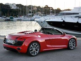 Ver foto 29 de Audi R8 Spyder 2010