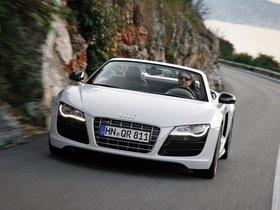 Ver foto 26 de Audi R8 Spyder 2010