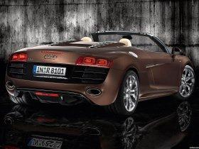 Ver foto 14 de Audi R8 Spyder 2010