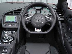 Ver foto 14 de Audi R8 Spyder UK 2013