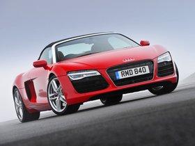 Ver foto 10 de Audi R8 Spyder UK 2013