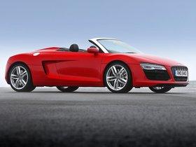 Ver foto 9 de Audi R8 Spyder UK 2013