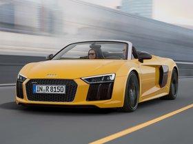 Fotos de Audi R8 Spyder