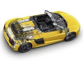 Ver foto 26 de Audi R8 Spyder V10 2016