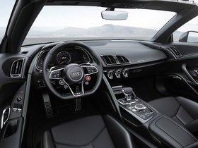 Ver foto 10 de Audi R8 Spyder V10 Plus 2017