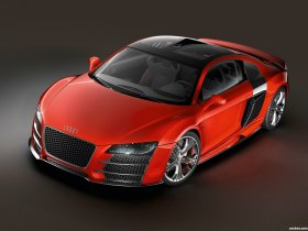 Ver foto 12 de Audi R8 TDI Le Mans Concept 2008