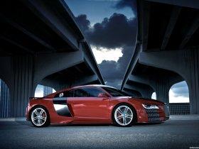 Ver foto 3 de Audi R8 TDI Le Mans Concept 2008