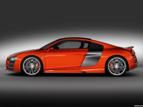 Ver foto 10 de Audi R8 TDI Le Mans Concept 2008