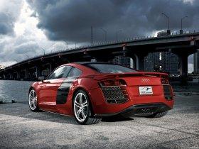 Ver foto 5 de Audi R8 TDI Le Mans Concept 2008