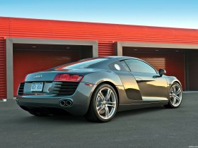 Ver foto 21 de Audi R8 USA 2007