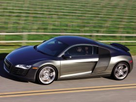 Ver foto 9 de Audi R8 USA 2007