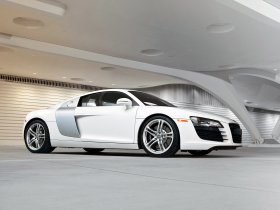 Ver foto 8 de Audi R8 USA 2007