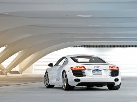 Ver foto 4 de Audi R8 USA 2007