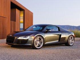 Fotos de Audi R8 USA 2007