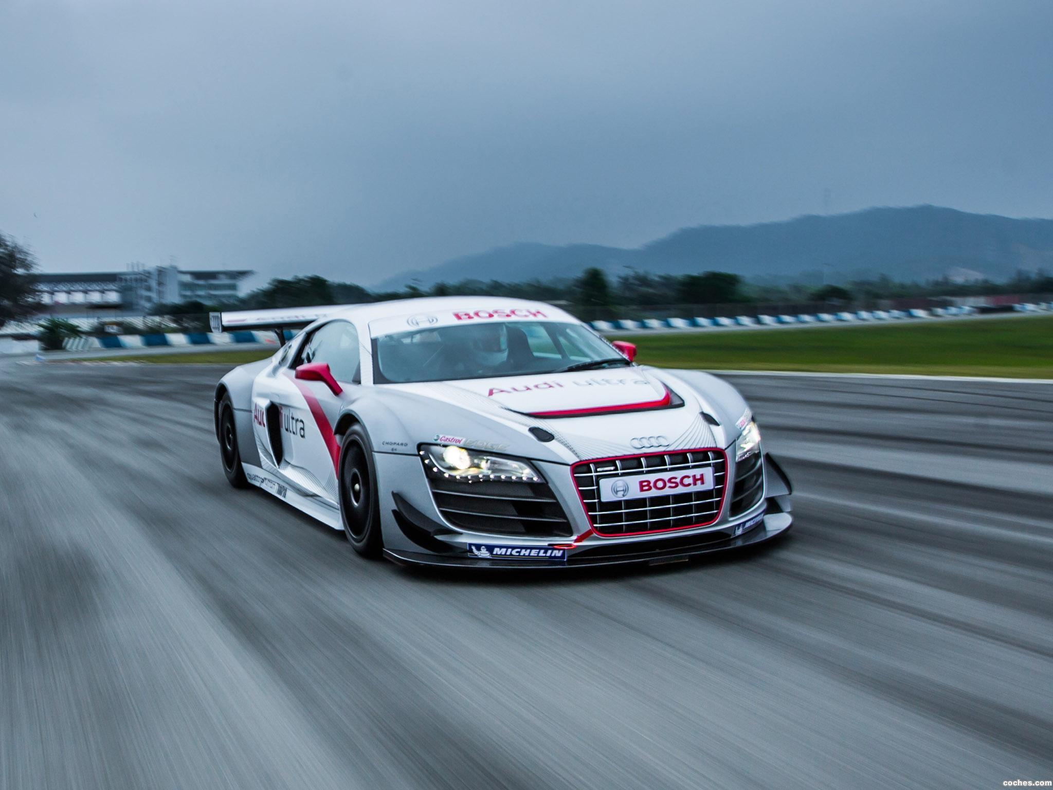 Foto 4 de Audi R8 Ultra GT3 2013