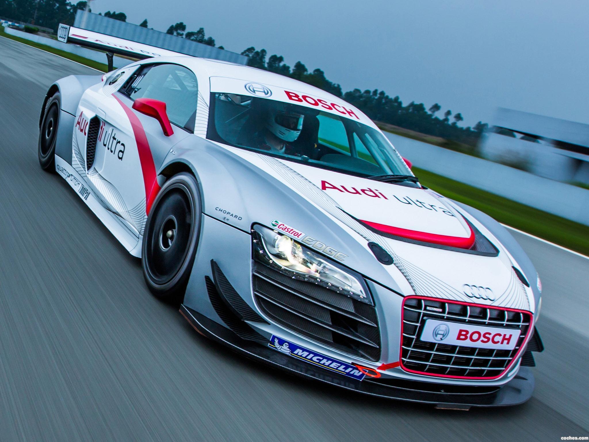 Foto 0 de Audi R8 Ultra GT3 2013