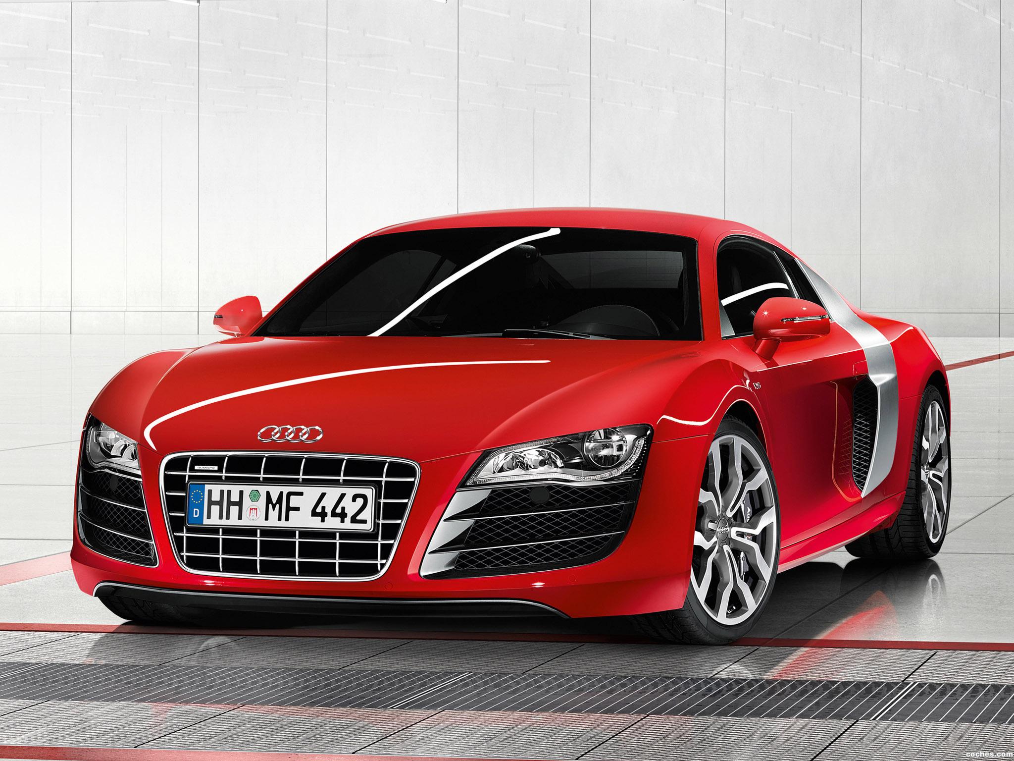 Foto 0 de Audi R8 V10 2009
