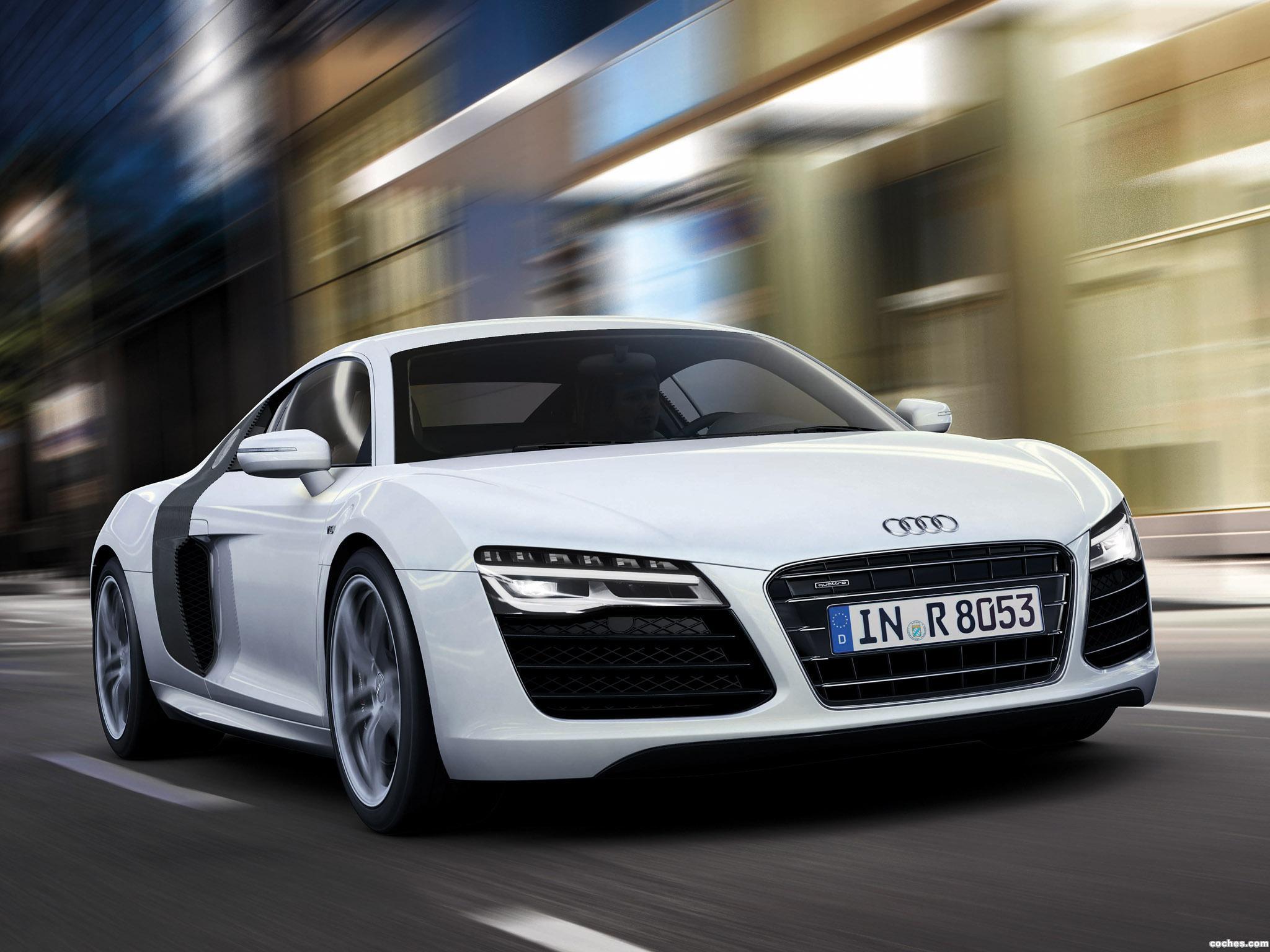 Foto 0 de Audi R8 V10 2013