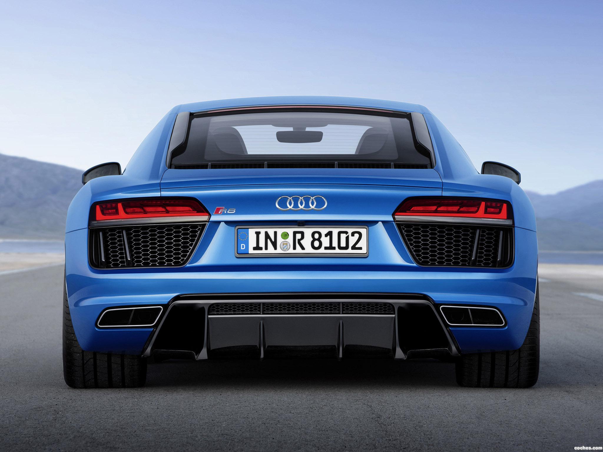Foto 11 de Audi R8 V10 2015