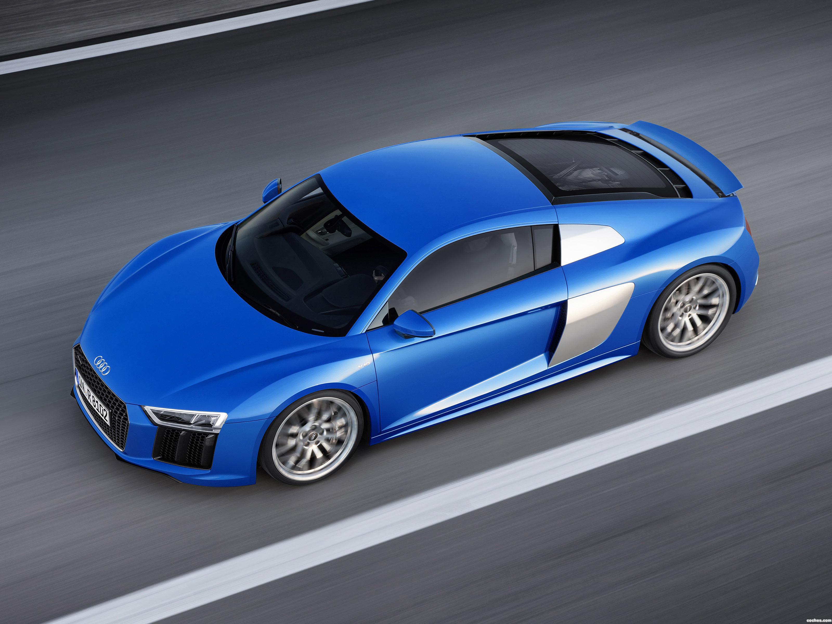 Foto 3 de Audi R8 V10 2015
