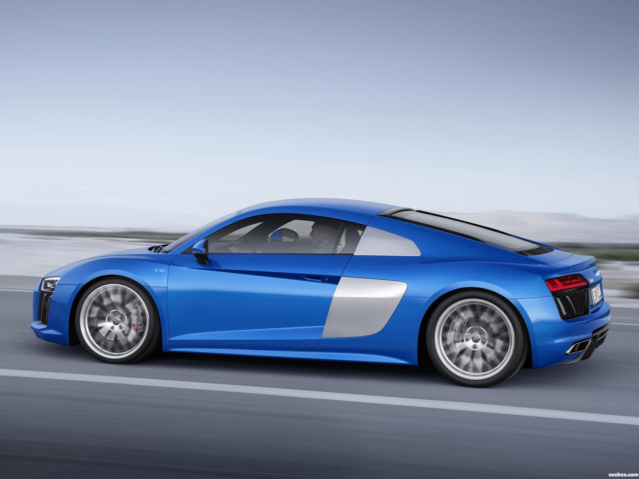 Foto 14 de Audi R8 V10 2015