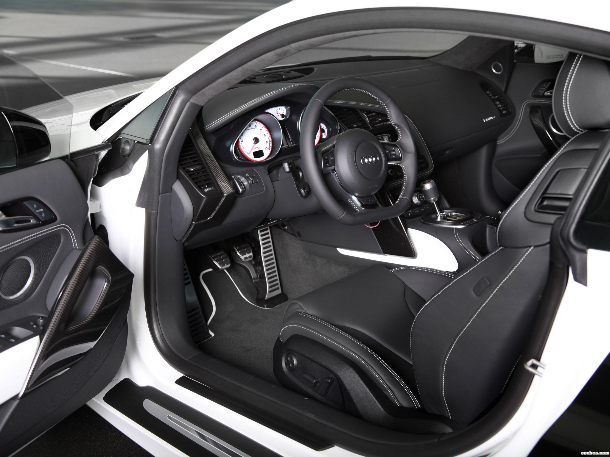 Foto 4 de Audi R8 V10 Exclusive Selection Edition 2012