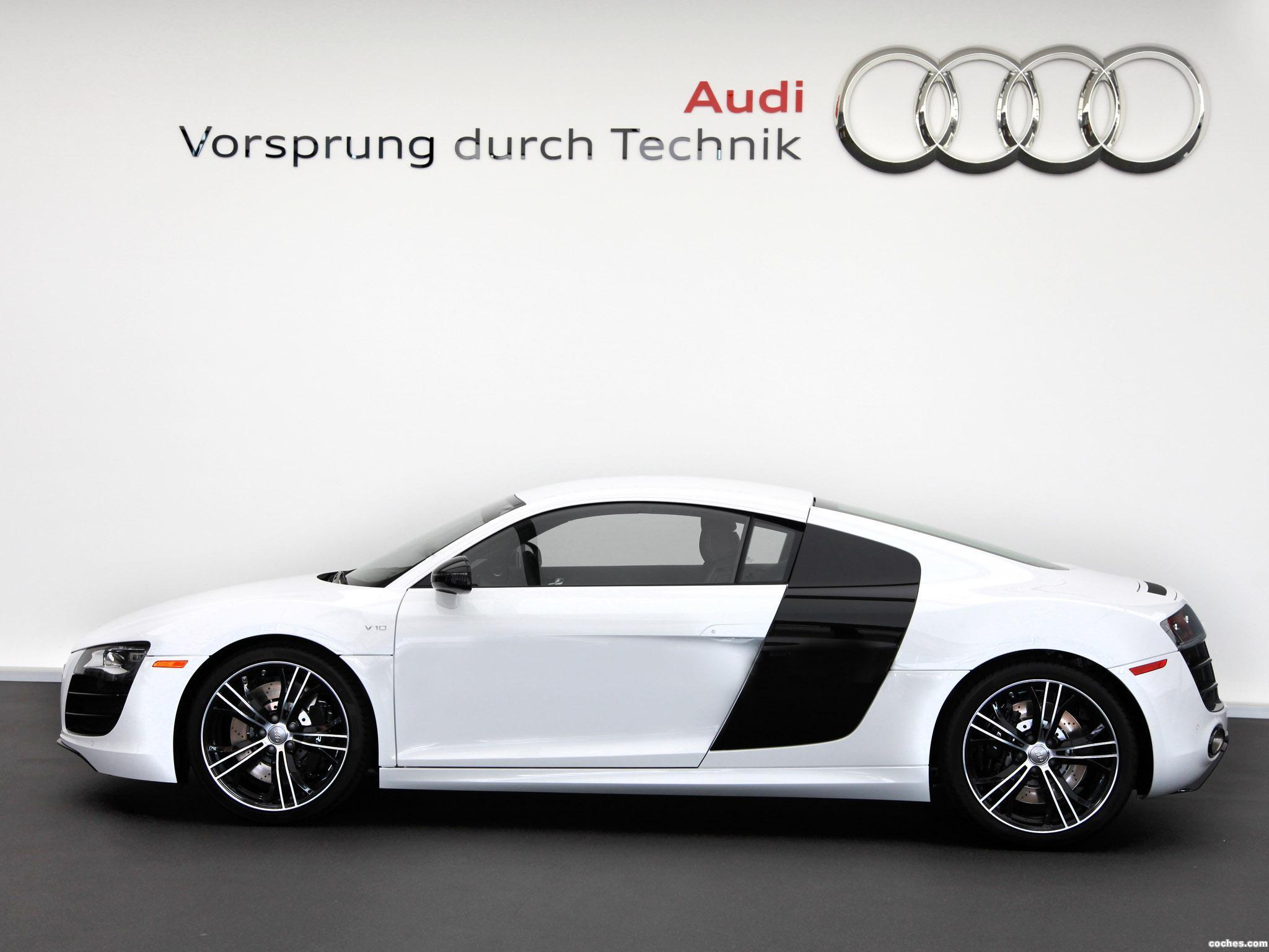 Foto 3 de Audi R8 V10 Exclusive Selection Edition 2012