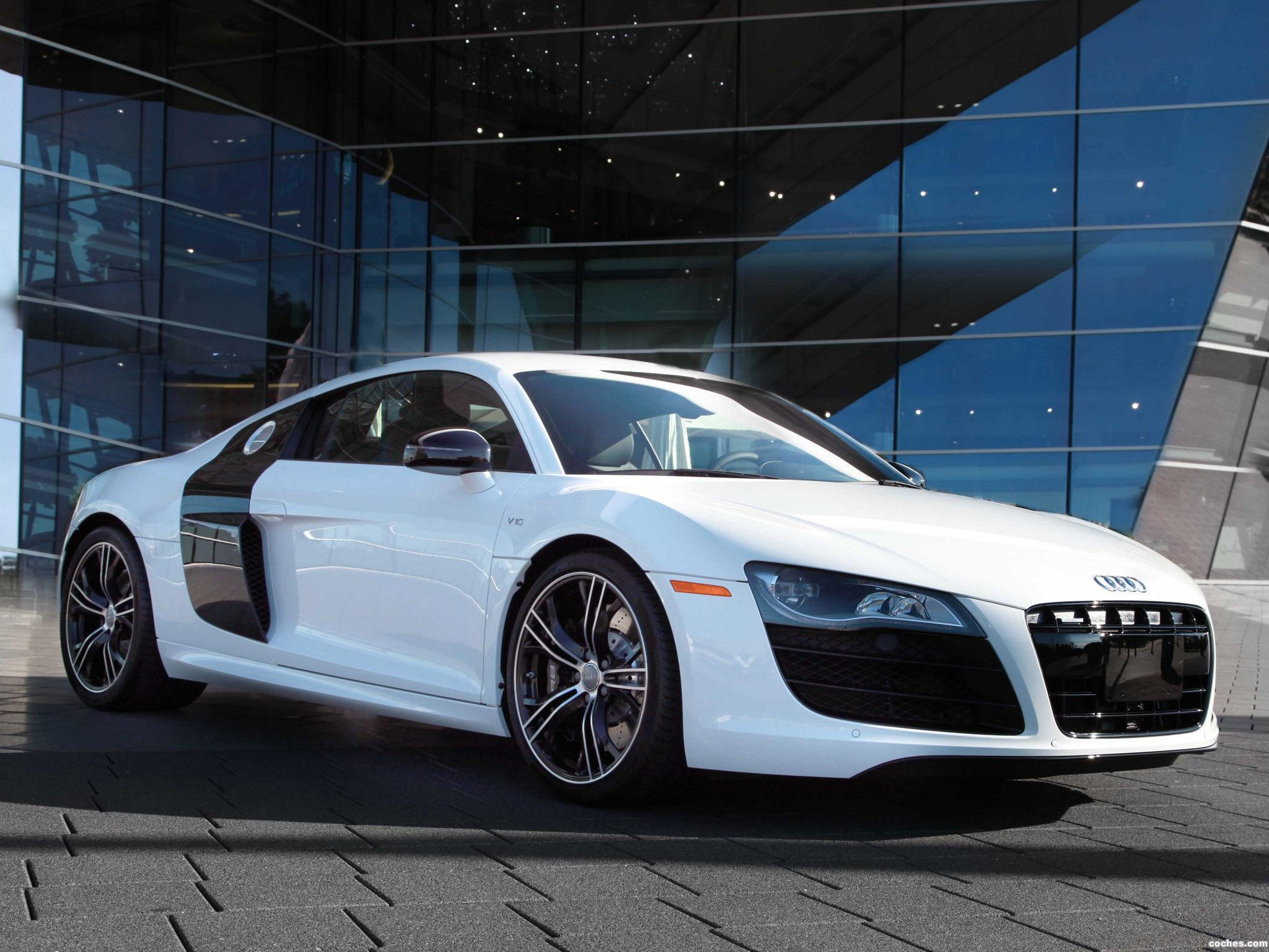 Foto 0 de Audi R8 V10 Exclusive Selection Edition 2012