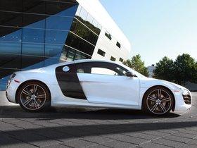 Ver foto 3 de Audi R8 V10 Exclusive Selection Edition 2012